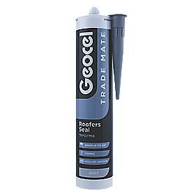 Geocel Trade Mate Roofers Seal Lead Grey 310ml