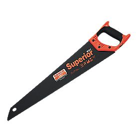 Bahco Superior Hard-Point Handsaw 9Tpi 22""