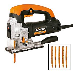 Evolution RAGE 7-S 80mm 710W Jigsaw 230V