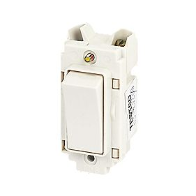 Crabtree 20A 1-Way Switch