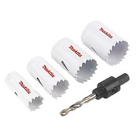 Makita Holesaw Kit 5 Piece Set