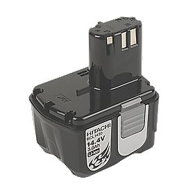 Hitachi BCL1430 14.4V 3Ah Li-Ion Clip Battery