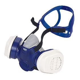 Dräger P3 Painters Half Mask Set