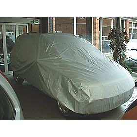 Hilka Pro-Craft Protective Vehicle Cover Medium 13-14' Silver