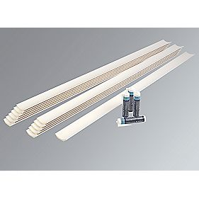 Supercove Lightweight Coving 127mm 12 Pack x 2m 12 Pack