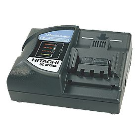 Hitachi UC18YRSL 14.4-18V Slide Battery Charger