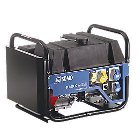 SDMO SH6000-2 6000W Generator 115 / 230V