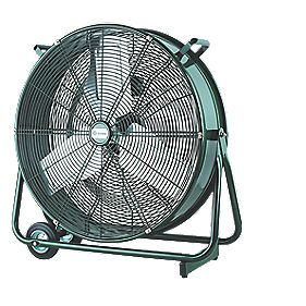 Philex FE-60DFOL Drum Floor Fan 24""