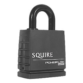 Squire Keyed Alike Padlock Steel 55mm