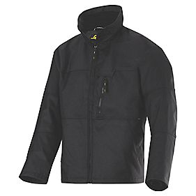 "Snickers 1118 Winter Jacket Black X Large 49"" Chest"