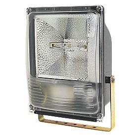 Trac Bulldog Metal Halide 70W Symmetric Commercial Floodlight & Photocell