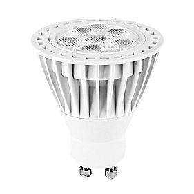 LAP GU10 LED Lamp 330Lm 5W Pack of 2