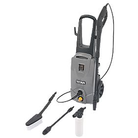 Titan TTB436PRW 100bar Pressure Washer 1.5W 230V