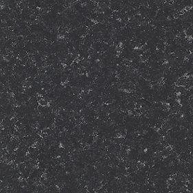 Formica Black Granite Radiance Laminate Worktop Textured 3600 x 600mm