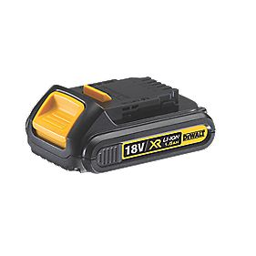DeWalt DCB181-XJ 18V 1.5Ah XR Li-Ion Battery