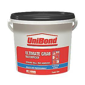 Unibond Ultimate Grab Wall Tile Adhesive Beige 10Ltr
