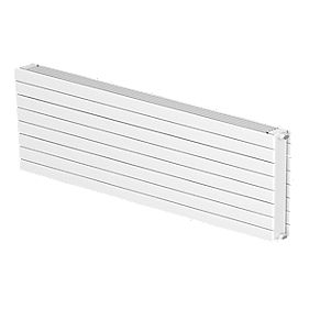 Barlo Double Panel Designer Radiator White 578 x 1400mm 6450BTU