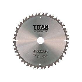 Titan TCT Circular Saw Blade 24T 254 x 16/25/30mm