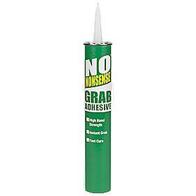 No Nonsense Solvented Grab Adhesive 350ml Solvented Adhesives