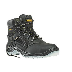DeWalt Recip Waterproof Safety Boots Black Size 7
