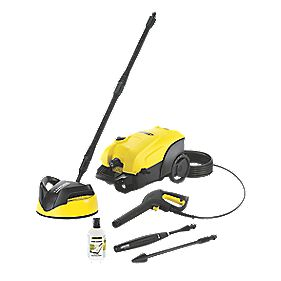 Karcher K4 Compact Home 130bar Pressure Washer 1.8kW 230-240V