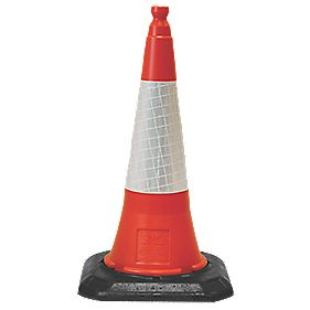JSP Dominator Two-Piece Cones 750mm Pack of 2