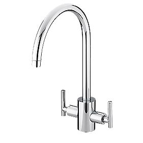 Bristan Artisan EasyFit Mono Mixer Kitchen Tap Chrome