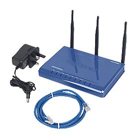 300Mbps Wireless N Firewall Router