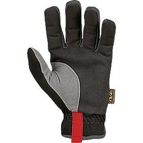 Mechanix General Handling Fast-Fit Gloves Black X Large