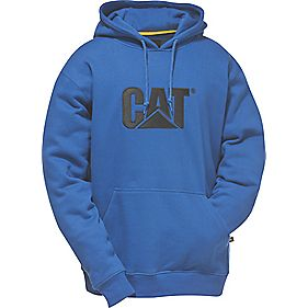 CAT CW10646 Trademark Sweatshirt Blue M