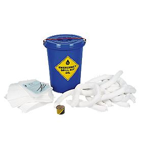 JSP Oil Spill Kit 90 Ltr