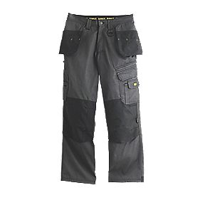 "Dewalt Tough Twill Trousers 34"" W 32"" L"