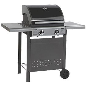 Grillstream 2-Burner Gas Barbecue