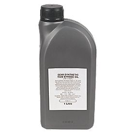 HP-176 1Ltr Semi-Synthetic 2-Stroke Engine Oil