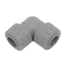 PolyPlumb Elbow 15mm