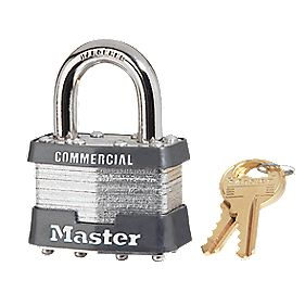 Master Lock Laminated Padlock 44mm