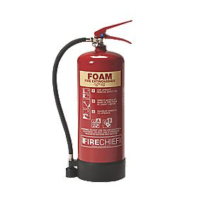 Firechief Fire Extinguisher Foam 6Ltr