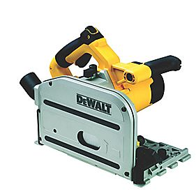 DeWalt DWS520K 59mm DOC Precision Plunge Saw 110V