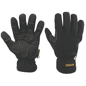 Dewalt Wind And Water Resistant Fleece Gloves