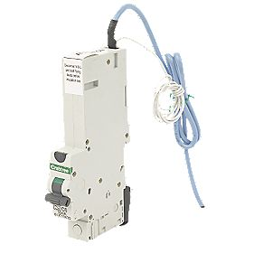 Crabtree 6A 30mA SP Type C Curve RCBO