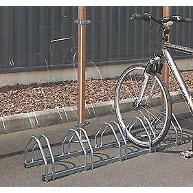 Mottez 5-Bike Stand 1320 x 330mm