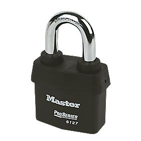 Master Lock Laminated Steel Padlock 67mm