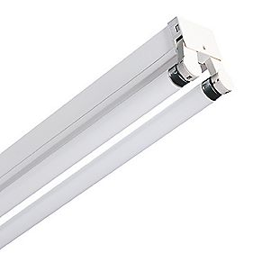 Pop Pack Switch Start Fluorescent Batten 2 x 70W 6ft (1800mm) Pack of 2
