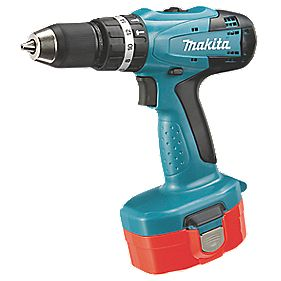 Makita 8391DWPE3 18V 2Ah Ni-Cd Cordless Combi Drill