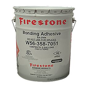 Firestone Rubbercover BA05 Bonding Adhesive 5Ltr
