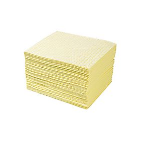 Lubetech Q-Mesh Chemical Pads 50 x 40cm Pack of 100