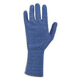 Cut 5 Food Industry Gloves Blue Large