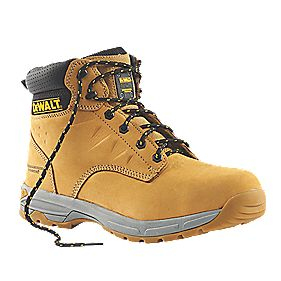 DeWalt Carbon Safety Boots Wheat Size 10