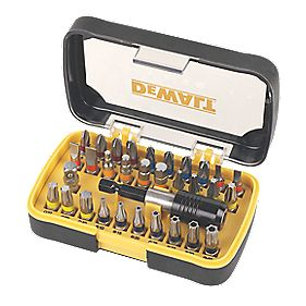 DeWalt DT7969-QZ Screwdriver Bit Set 32Pcs