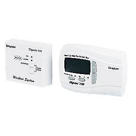 Drayton Digistat +3RF Room Thermostat